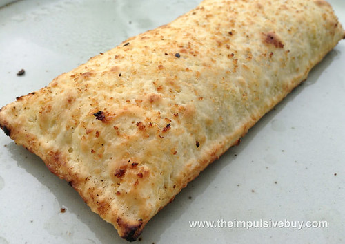 Limited Edition Spicy Beef Nacho Hot Pockets Crust