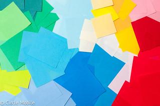 Crib Mobile: Paper