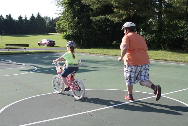 look Ma! no training wheels