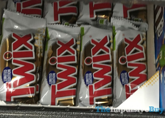 Limited Edition White Chocolate Twix