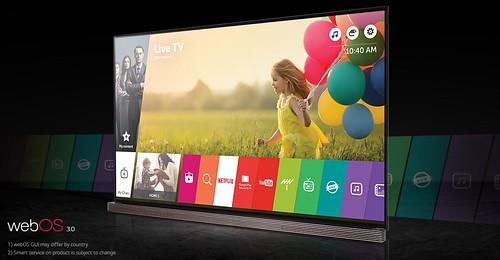 LG webOS 3