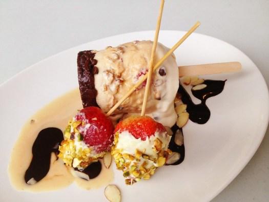 dessert special: knickerbocker glory mega sundae popsicle