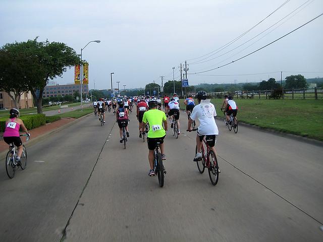 Ride Start