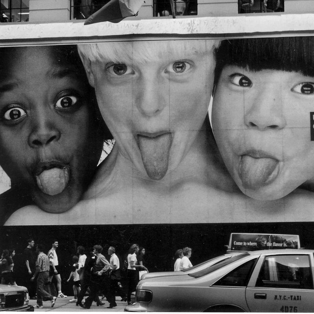 Benetton-Advertising