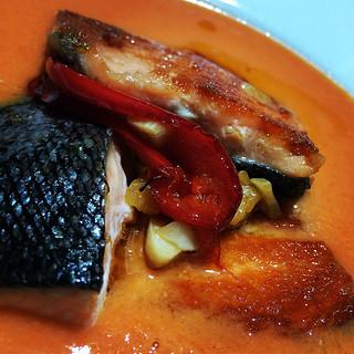 Trucha a la bilbaína. Koketo