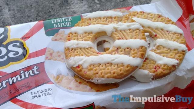 Keebler Limited Batch Peppermint Fudge Stripes Cookies 2