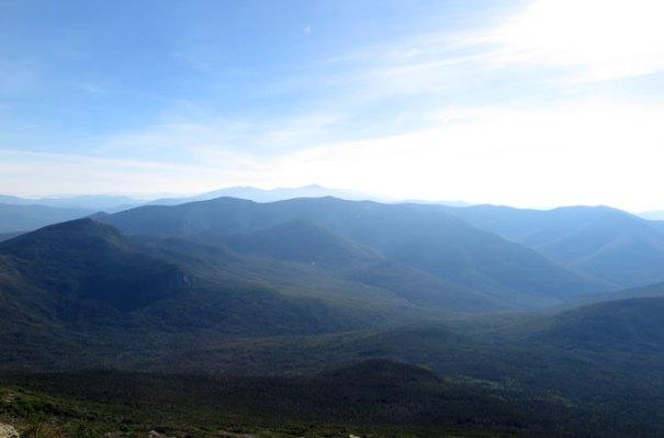 Lafayette View Pemigewasset Wilderness