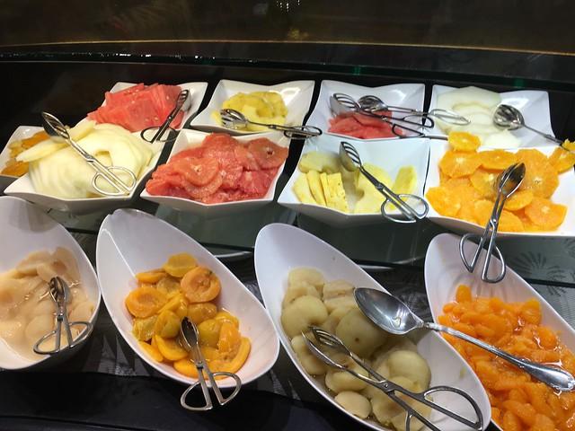 Petit Déjeuner Westin Palace Madrid