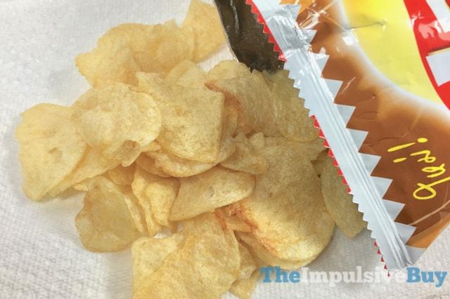 Lay's Popcorn Caramel Potato Chips (Thailand) 2