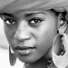 Young woman. Mali