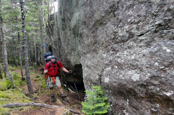 Grafton Loop Boulder Cave
