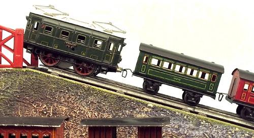 Märklin treno a cremagliera