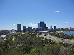 panoramic view from Kings Park 3