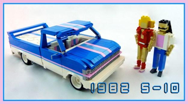 1982 Chevy S-10 Mini-Truck