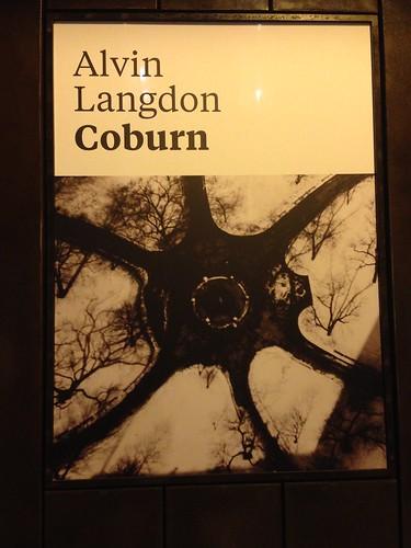 Alvin Langdon Coburn, Fundación Mapfre Bárbara de Braganza. Madrid