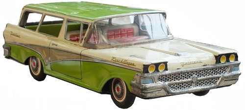 Asahi ATC Ford Fairlane Ranch Wagon