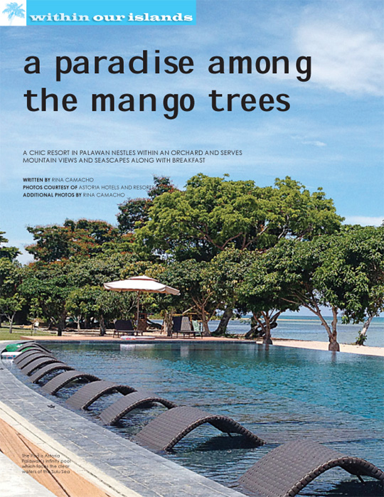 La Isla Magazine February 2015 Edition