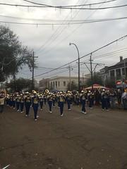 1141 Warren Easton High School Band