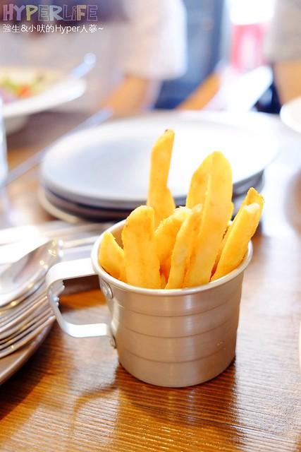 筆堆美式餐廳Bidui Food & Drinks (9)