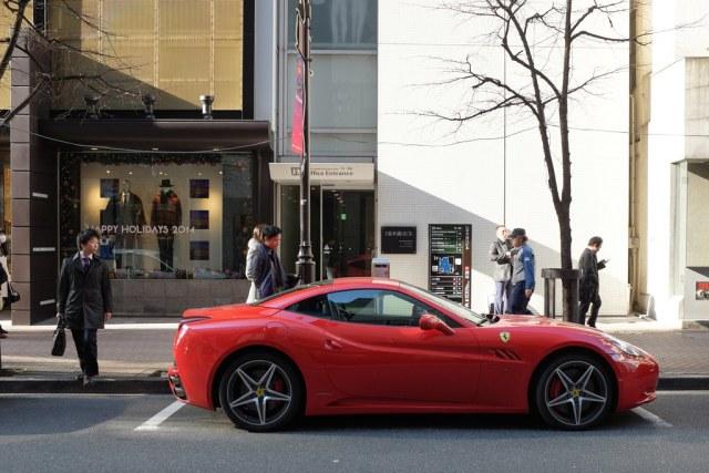 Ferrari California 2014/12/24 X1003328