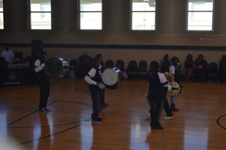 007 Black Diamond Drumline