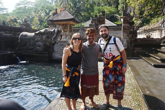 Guía en Bali