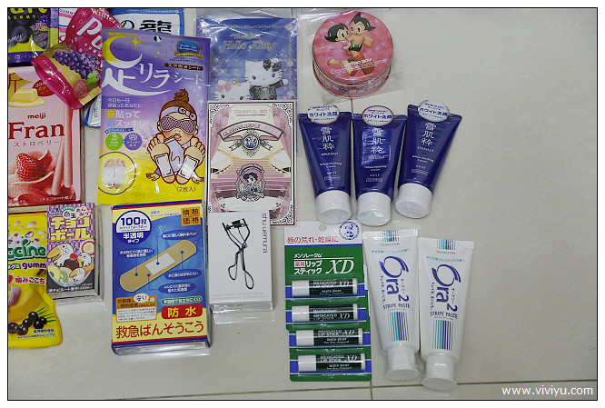 uniqlo,免稅,大阪,戰利品,日本,藥妝,購物,退稅 @VIVIYU小世界