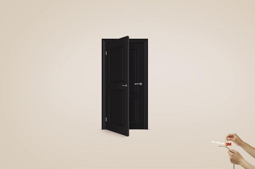 3M Sealing Tape - Door 1