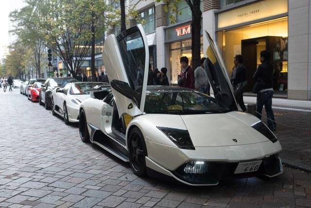 Lamborghini Murciélago 2014/11/23 X1003106