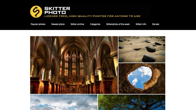 Skitterphoto  Free to use public domain (CC0) stockphotos