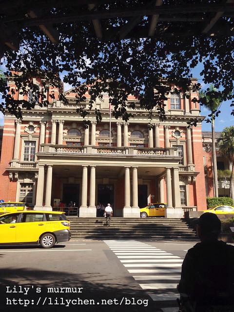 台大醫院舊大樓,一直都很喜歡日治時期的建築物呢!真的很美!