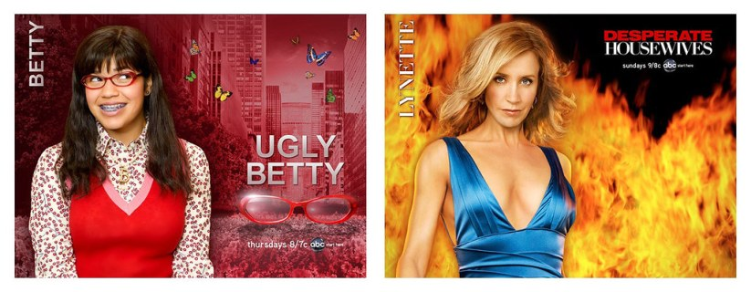 ABC.com | UGLY BETTY & DESPERATE HOUSEWIVES Wallpapers