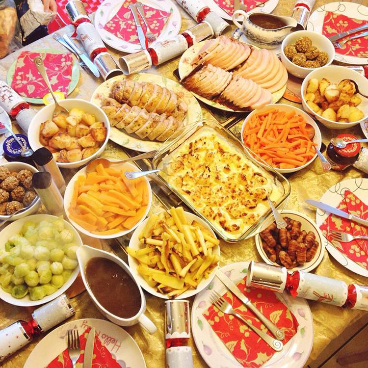 Christmas Dinner 2014