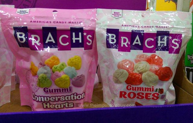Brach's Gummi Conversation Hearts and Gummi Roses