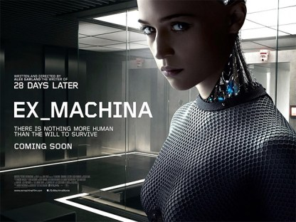 Ex Machina - Estreno destacado