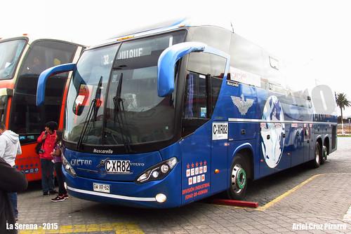 Ciktur - La Serena (Chile) - Mascarello Roma 370 / Volvo (GWXR82)