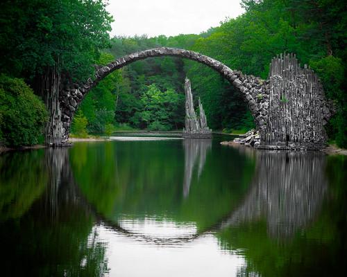 Rakotz Bridge Kromlau