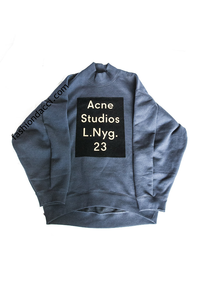 How To Tell Genuine Or Fake Acne Studios Signature