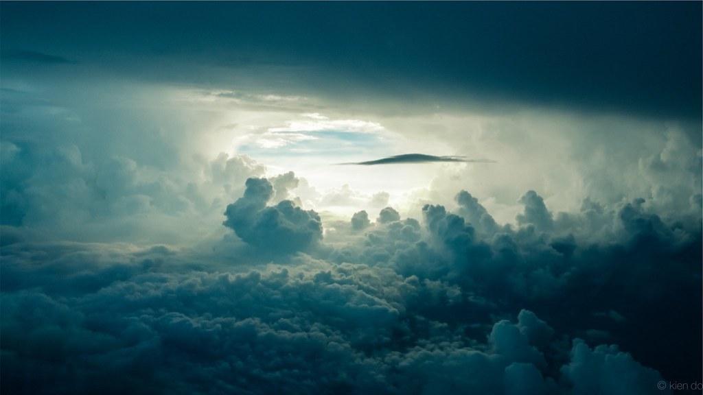 Foto gratis de nubes de tormenta