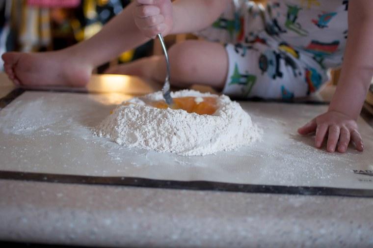 Homemade Pasta 3