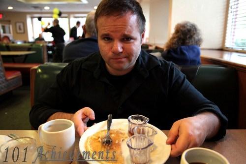 Pancake Eating Contest 8