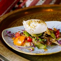 Le Menar: Modern Approach to North African and Middle Eastern Cuisine