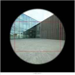 Beeldcirkel normaal objectief