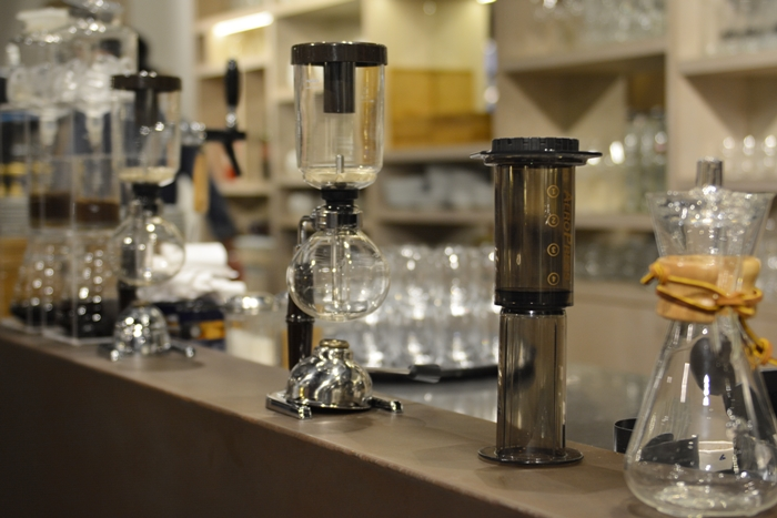 Rauwolf Rösthaus + Brewbar Cold Drip Syphon Aeropress Chemex