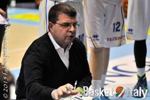 Tezenis Verona, coach Alessandro Ramagli