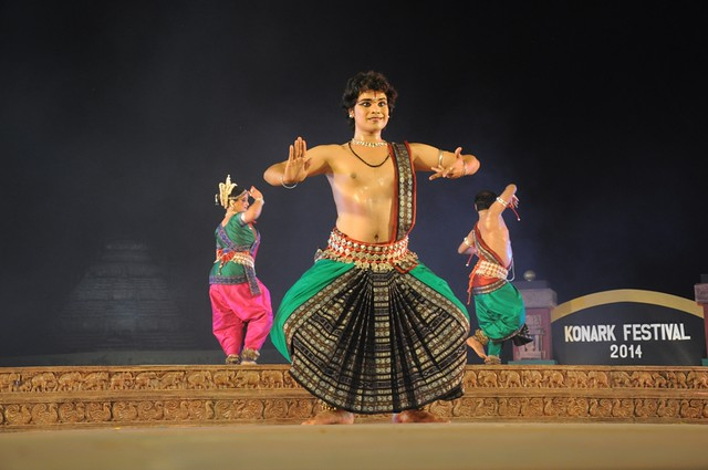 Konark Festival 2014 Dance Photos