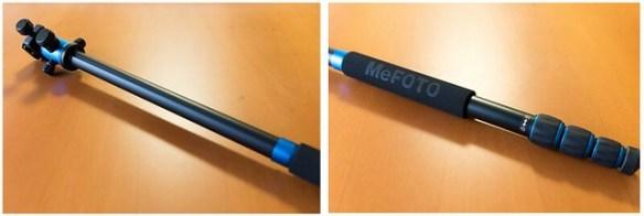 MeFOTO A1340Q1 & BENRO VT1(追加)