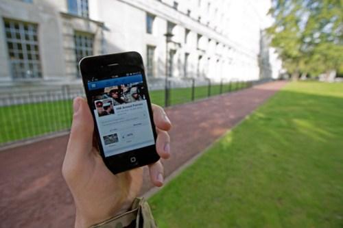 Social Media_smartphone