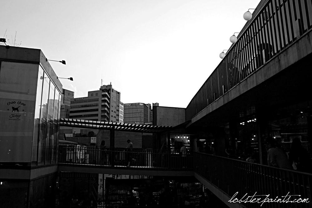 30 Sep 2014: Ssamziegil 쌈지길   Seoul, South Korea