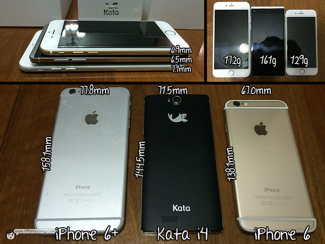 kata i4 vs iphone 6